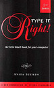Type It Right! - Stumbo, Anita - ISBN: 9781886110076