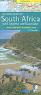 Rough Guide Map South Africa - Rough Guides - ISBN: 9781843532255