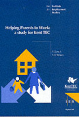 Helping Parents To Work - Dench, Sally; O'regan, Siobhan - ISBN: 9781851842773