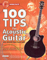 100 Tips For Acoustic Guitar You Should Have Been Told - Mead, David - ISBN: 9781860744006