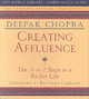Creating Affluence - Chopra, Deepak, M.d. - ISBN: 9781878424761