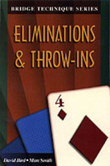 Eliminations And Throw-ins - Bird, David; Smith, Marc - ISBN: 9781894154246