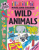 Make & Colour Wild Animals - Beaton, Clare - ISBN: 9781902915548