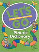 Let's Go Picture Dictionary: Monolingual English Edition - Hoskins, B.; Frazier, K.; Nakata, R. - ISBN: 9780194358651