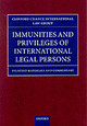 State Immunity - Clifford Chance; Loonam, James P.; Lindsay, Rae; Dickinson, Professor Andre... - ISBN: 9780199243266
