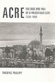 Acre - Philipp, Thomas - ISBN: 9780231123273