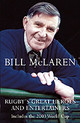 Rugby's Great Heroes And Entertainers - Mclaren, Bill - ISBN: 9780340827659