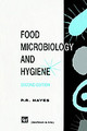 Food Microbiology And Hygiene - Hayes, Richard - ISBN: 9780412539800