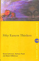 Fifty Eastern Thinkers - Collinson, Diane - ISBN: 9780415202848