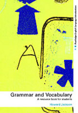 Grammar And Vocabulary - Jackson, Howard (birmingham City University, Uk) - ISBN: 9780415231718