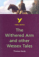 Withered Arm And Other Wessex Tales - Mitchell, Carolyn - ISBN: 9780582382008