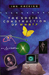 Social Construction Of What? - Hacking, Ian - ISBN: 9780674004122