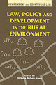 Law, Policy And Development In The Rural Environment - Herbert-Young, Nicholas (EDT) - ISBN: 9780708314760