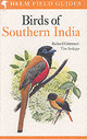 Birds Of Southern India - Grimmett, Richard; Inskipp, Tim - ISBN: 9780713651645