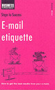Steps To Success E-mail Etiquette - ISBN: 9780747573531