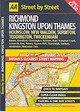 Aa Street By Street Richmond, Kingston-upon-thames - Automobile Association; Aa Publishing - ISBN: 9780749532772
