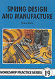 Spring Design And Manufacture - Cain, Tubal - ISBN: 9780852429259