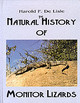 Natural History Of Monitor Lizards - Delisle, H.f. - ISBN: 9780894648977
