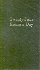 Twenty-four Hours A Day - Anonymous - ISBN: 9780894860126
