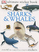 Sharks And Whales Ultimate Sticker Book - ISBN: 9781405304474