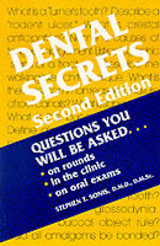 Dental Secrets - Sonis, Stephen T. (EDT) - ISBN: 9781560533009