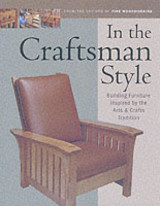 In The Craftsman Style - Fine Woodworking (EDT) - ISBN: 9781561583980
