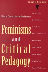 Feminisms And Critical Pedagogy - Gore, Jennifer; Luke, Carmen - ISBN: 9780415905343