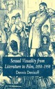 Sexual Visuality From Literature To Film 1850-1950 - Denisoff, D. - ISBN: 9781403921635