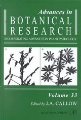 Advances In Botanical Research - ISBN: 9780120059331