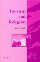 Tourism And Religion - Vukonic, Boris - ISBN: 9780080425610