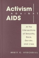 Activism Against Aids - Stockdill, Brett - ISBN: 9781588261113