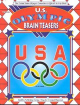 Us Olympic Brain Teasers - Holzschuher, Cynthia - ISBN: 9781580000574