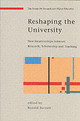 Reshaping The University: New Relationships Between Research, Scholarship And Teaching - Barnett, Ronald - ISBN: 9780335217014