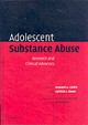 Adolescent Substance Abuse - ISBN: 9780521823586