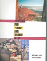 Designing For Privacy And Related Needs - Stewart-pollack, Julie; Menconi, Rosemary M. - ISBN: 9781563673405