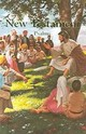 Kjv Economy New Testament With Psalms, Illustrated Trade Paper - (NA) - ISBN: 9781558190382