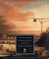 Broadview Anthology Of Seventeenth-century Verse And Prose - Rudrum, Alan (EDT)/ Black, Joseph (EDT)/ Nelson, Holly Faith (EDT) - ISBN: 9781551110530