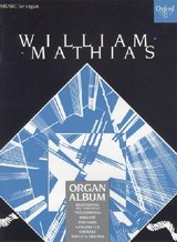 Organ Album - Mathias, W. - ISBN: 9780193755505