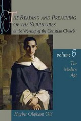 Reading And Preaching Of The Scriptures In The Worship Of The Christian Church - Old, Hughes Oliphant - ISBN: 9780802831392