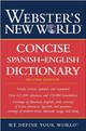 Webster's New World Concise Spanish Dictionary - ISBN: 9780471748366