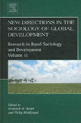New Directions In The Sociology Of Global Development - Buttel, Frederick H. (EDT)/ McMichael, Philip (EDT) - ISBN: 9780762312504