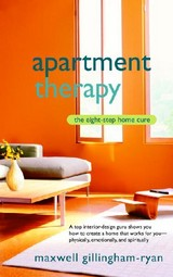 Apartment Therapy - Gillingham-ryan, Maxwell - ISBN: 9780553383126