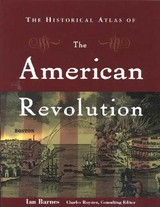 Historical Atlas Of The American Revolution - Barnes, Ian - ISBN: 9780415922432