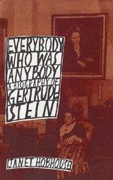Everybody Who Was Anybody - Hobhouse, Janet - ISBN: 9780385263313