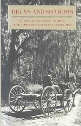 Drums And Shadows - Georgia Writers' Project - ISBN: 9780820308517