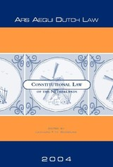 Constitutional Law of the Netherlands - L.F.M. Besselink - ISBN: 9789069165332