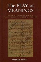 Play Of Meanings - Ilnitchi, Gabriela - ISBN: 9780810856516