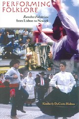 Performing Folklore - Holton, Kimberly Dacosta - ISBN: 9780253218315
