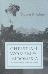 Christian Women In Indonesia - Adeney, Frances - ISBN: 9780815629566