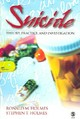 Suicide - Holmes, Ronald M.; Holmes, Stephen T. - ISBN: 9781412910101